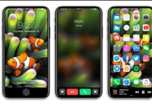 Konsep iPhone 8