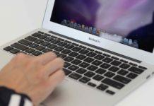 Ilustrasi macbook air