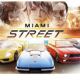 Miami Street Game Art