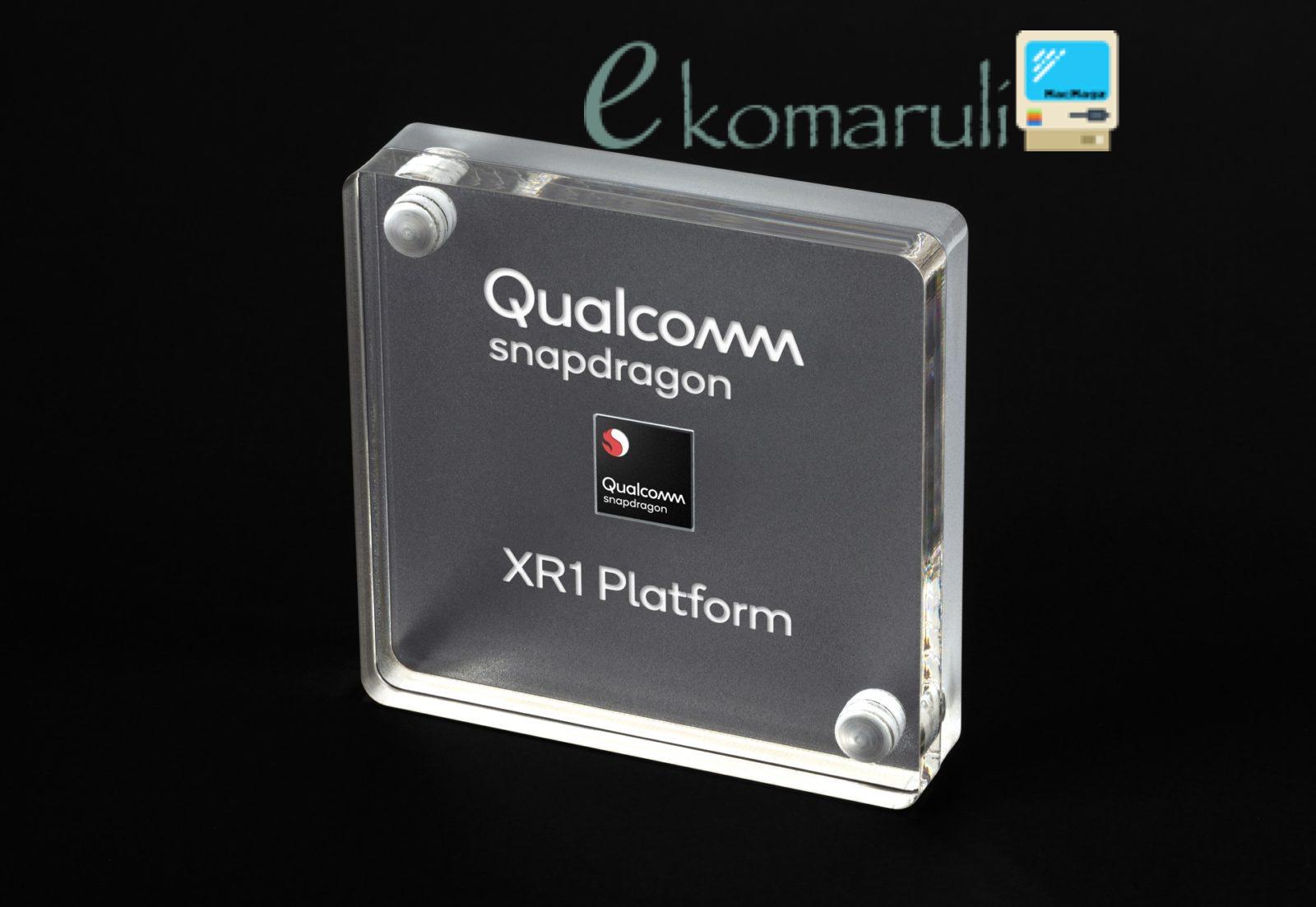 Qualcomm XR1 Chip For AR & VR